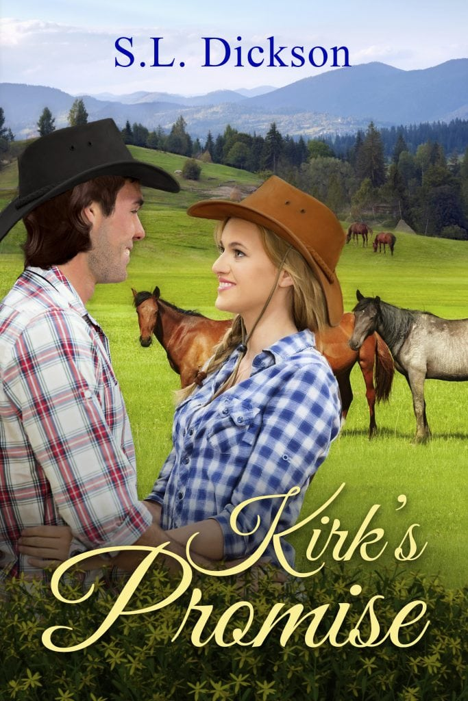 Book Cover: Kirk's Promise