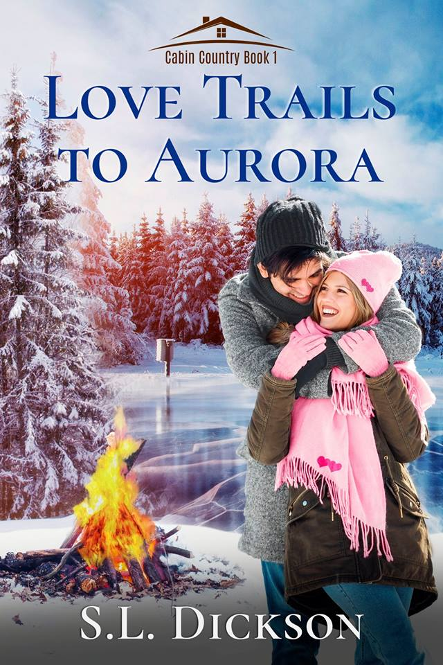 Book Cover: Love Trails to Aurora