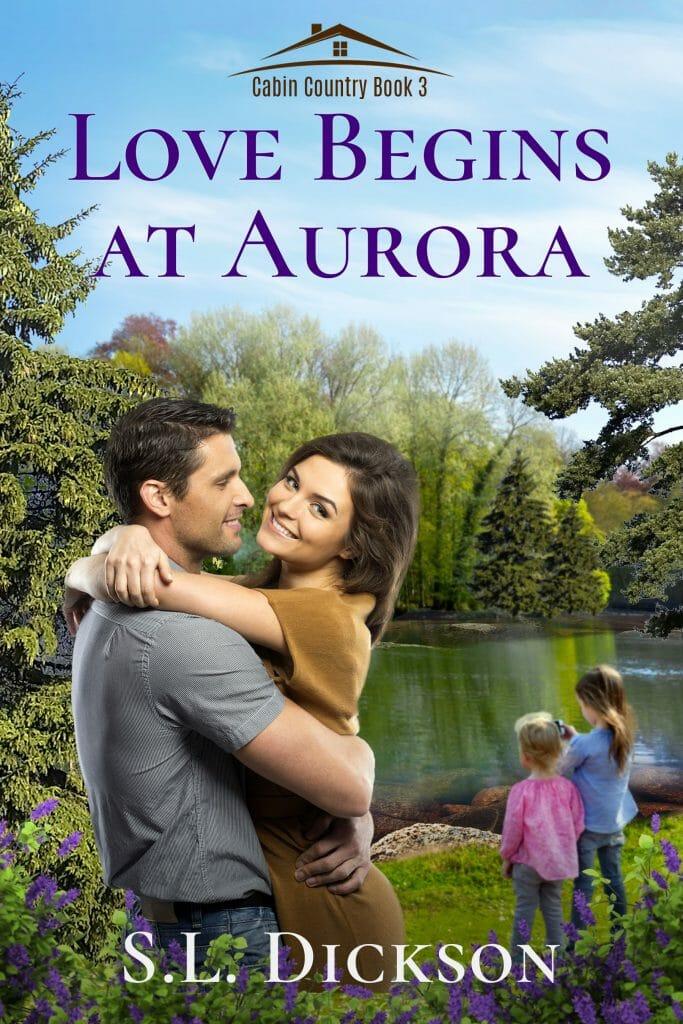 Book Cover: Love Begins at Aurora